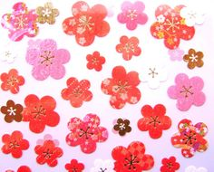 Beautiful Japanese Stickers Chiyogami Sakura by FromJapanWithLove, $6.50
