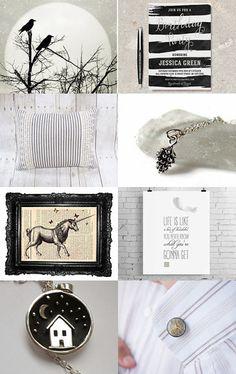 Gray shades of winter by Mary on Etsy--Pinned with TreasuryPin.com