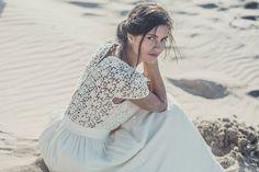 Laure de Sagazan | Robes de mariée | Collection 2014