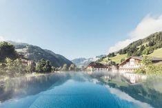 Sommer im Großarltal: Zu Gast im Nesslerhof - The Chill Report Natural Swimming Ponds, Winter Landscape, Salzburg, Spa, Relax, Water, Outdoor Decor, Austria, Pools