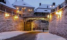 Bridge of Lies Sibiu Romania, Sweet Home, Mansions, Country, House Styles, Beautiful, Bridge, Winter, Romania