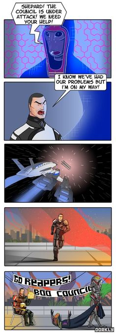 Shepard very hate council