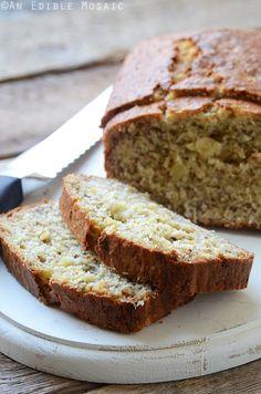 Pina Colada Banana Bread 1
