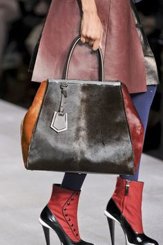 Fendi Fall 2012... #LadiesStylish #Handbags