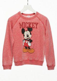 mickey mouse sweatshirt - Licensed Tees - Graphic Tees