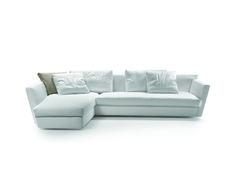 #FLEXFORM ADAGIO #sofa #design Daniel Libeskind