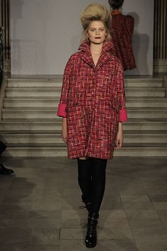 Paul Costelloe AW15 #LFW