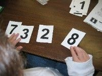 Ideas for practicing place value.