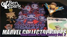Unboxing Marvel Collector Corps Guardians of the Galaxy Vol 2.  I have subscribed to Marvel Collector Corps since the beginning and it is pretty awesome. I have enjoyed the previous Guardians of the Galaxy Box and the Vol. 2 Box has surpassed that one big time. there are so many cool things inside. Watch the video to see them all.  Thanks for watching!  Please ****SUBSCRIBE****  Check out my second channel, Big DAMN Kid over at http://www.youtube.com/c/BigDamnKid   I am the co-host…