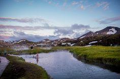 Island-Landmannalaugar-Quellen