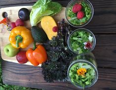 Avanti Cafe Musings: Salads in Jars :: Chef Mark Cleveland @ Hungry Har...