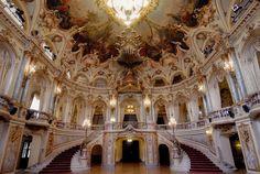 Hessisches Staatstheater Wiesbaden, (© Martin Kaufhold)