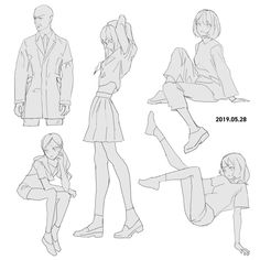 """synonym on Twitter: """"… """" Posture Drawing, Drawing Body Poses, Drawing Reference Poses, Drawing Practice, Sitting Pose Reference, Pose Reference Photo, How To Draw Anime Eyes, Comic Tutorial, Sitting Poses"""
