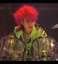 Was X Japan's hide really popular back then?