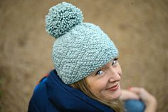 Ravelry: Mineralogy Hat pattern by Kelly McClure - free