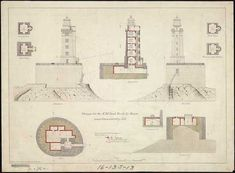 St. George Reef Lighthouse Plan