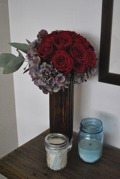 weekly house flower arrangement