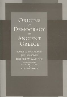 "Why was democracy first realized in ancient Greece? Was democracy ""invented"" or did it evolve over a long period of time? What were the conditions for democracy, the social and political foundations that made this development possible? And what factors turned the possibility of democracy into necessity and reality?"