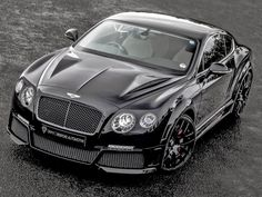 Bentley Continental GTVX by ONYX 2013