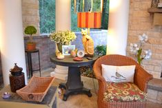 Kristen's Creations: Part 2 Of My Aunt And Uncle's Beautiful Home