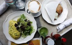 The Standard Grill, NY Palak Paneer, Grilling, Tacos, Mexican, Nyc, Breakfast, Ethnic Recipes, York, Morning Coffee