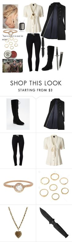 """""""1940's style"""" by surfinsunshine ❤ liked on Polyvore featuring Torrid, rag & bone, Frame, Orla Kiely, Megan Thorne and Etro"""