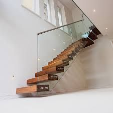 Image result for cantilever stairs Modern Design, My Design, House Design, Cantilever Stairs, Wood Steps, Stairway To Heaven, Stairways, Diy Home Decor, Stair Case