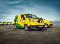 Nissan achieves record EV fleet sales