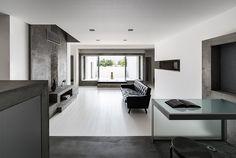 WORKS ::: 風景をつなぐ家 ::: Courtyard House ::: FORM / Kouichi Kimura Architects ::: フォルム・木村浩一建築研究所