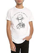 Chill Alien T-Shirt,