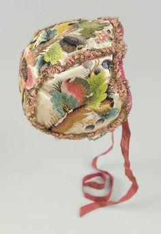 Infant's Cap18th Century ItalyEmbroidered