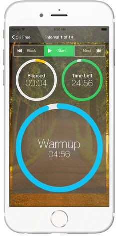 Couch to 5K App