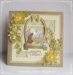 Elly's Card- Corner: Demokaart nr. 18