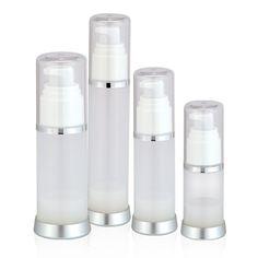 HC Round Airless Bottles