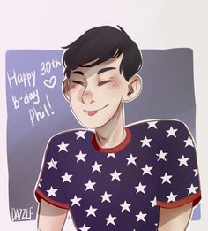 Happy 30th birthday @amazingphil