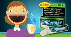 GoGargle Review and Giveaway! Quick 1 Entry Comment Giveaway!