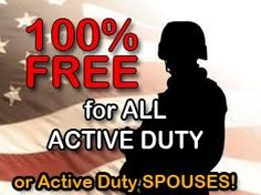 Did u know active duty military or spouses can become Beachbody coaches 4 free? Earn money & get a 25% discount on all products. P90X, Insanity, Turbo fire ect. This is 1 of the gr8 ways Beachbody honors r military! As a Beachbody Coach u inspire others 2 achieve their goals & enjoy a healthy, fulfilling life. It's easy. We give u the tools, support, training. Everything u need 2 get started. & succeed. I need leaders like u who will do the same w/ focus, hardwork, & enthusiasm 4 helping…