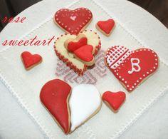 Cuori - Biscotti per S.Valentino