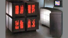 So wurde die CM-200 Connection Machine damals in einem Prospekt von Thinking Machines beworben