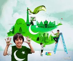 Pakistan Independence Day 2017 Cws 035 – Holiday is fun Pakistan Independence Day Quotes, Independence Day Pictures, Happy Independence Day, 23 March Pakistan, Pakistan Day, August Wallpaper, 2017 Wallpaper, Girls Hand, National Flag