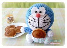 Crochet Doraemon Amigurumi : Free crochet pattern: poipot from goblin도깨비 poipet free