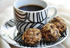Healthy Recipe: Chocolate Peanut Butter Energy Bites.  Get whole grains, protein, and omega-3s in one tasty bite.