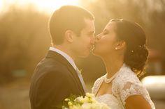 Wedding Details - Sunlight - Kiss -D.C. Wedding Photographer- Douglas Pettway Photography