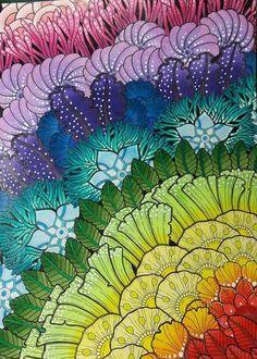Risultati immagini per marty woods coloring book