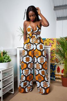 Pinterest: @Kekedanae20 #AfricanFashion