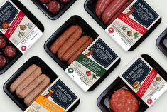 The Superhero of Dinner is Farm Foods Butchers — The Dieline | Packaging & Branding Design & Innovation News
