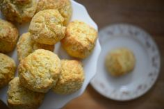 Buttermilk Drop Biscuits | Cupcakes & Cashmere