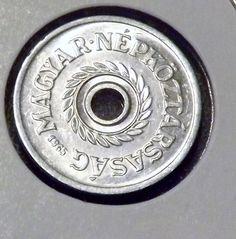 1965 - Hungary - 2 Filler - MBC046 - KM#546