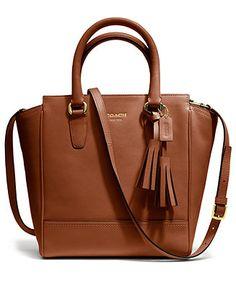 COACH LEGACY LEATHER MINI TANNER - Coach Handbags - Handbags & Accessories - Macy's