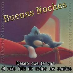 #BuenasNochesPelud@s